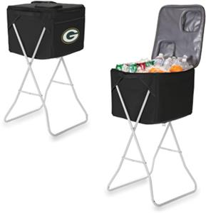 Picnic Time NFL Green Bay Packers Party Cube