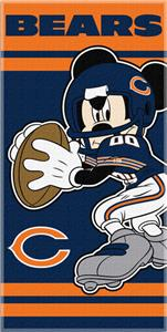 Northwest NFL Chicago Bears MM Beach Towels