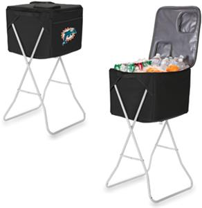 Picnic Time NFL Miami Dolphins Party Cube