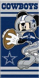 Northwest NFL Dallas Cowboys MM Beach Towels