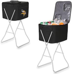 Picnic Time NFL Minnesota Vikings Party Cube