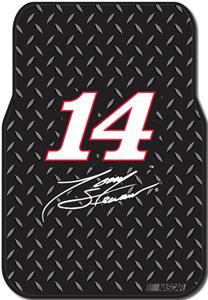 Northwest NASCAR Tony Stewart Car Front Floor Mats