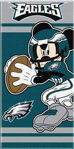 Northwest NFL Philadelphia Eagles MM Beach Towels