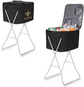 Picnic Time NFL New Orleans Saints Party Cube