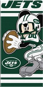 Northwest NFL New York Jets MM Beach Towels