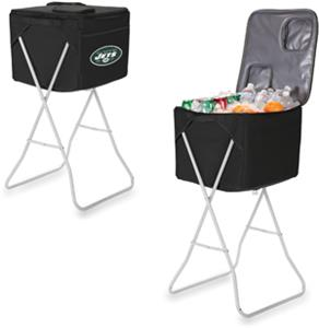 Picnic Time NFL New York Jets Party Cube