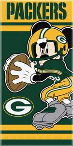 Northwest NFL Green Bay Packers MM Beach Towels
