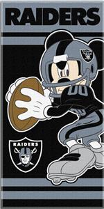Northwest NFL Oakland Raiders MM Beach Towels