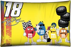 Northwest Nascar Kyle Busch 20x30 Pillowcase