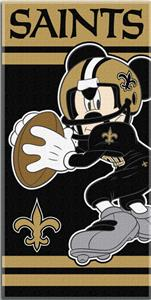 Northwest NFL New Orleans Saints MM Beach Towels