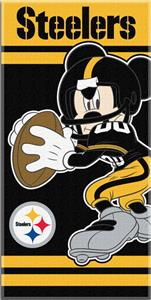 Northwest NFL Pittsburgh Steelers MM Beach Towels