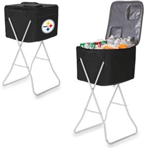 Picnic Time NFL Pittsburgh Steelers Party Cube