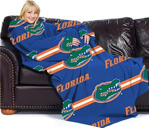 Northwest NCAA Florida Comfy Throw (Stripes)
