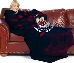 Northwest MLB Minnesota Twins Adult Fleece Throw