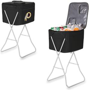 Picnic Time NFL Washington Redskins Party Cube