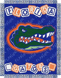 Northwest NCAA University of Florida Baby Throw