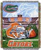 Northwest NCAA Florida HFA Tapestry Throw