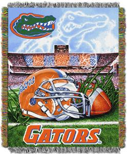 Northwest NCAA Florida HFA Tapestry Throw