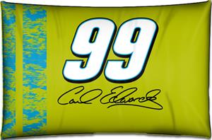 Northwest Nascar Carl Edwards 20&quot;x30&quot; Pillowcase