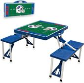 Picnic Time NFL Buffalo Bills Picnic Table