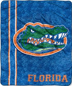 Northwest NCAA Florida Jersey Sherpa Throw