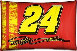 "Northwest Nascar Jeff Gordon 20""x30"" Pillowcase"