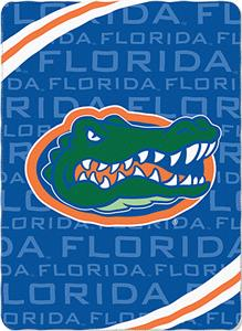 Northwest NCAA Florida Fleece Force Throw