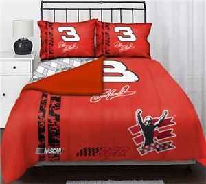 Northwest Nascar Dale Sr Full Bed in a Bag Set