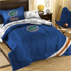 Northwest NCAA Florida Twin Bed in Bag Set