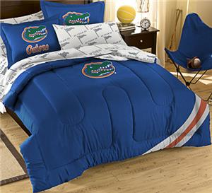 Northwest NCAA Univ of Florida Full Bed in Bag Set