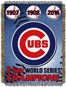 Northwest MLB Chicago Cubs Commemorative Throw