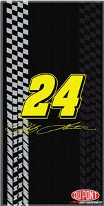 "Northwest Nascar Jeff Gordon 30""x60"" Beach Towel"