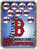 Northwest MLB Boston Red Sox Commemorative Throw