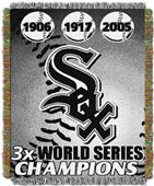 Northwest MLB White Sox Commemorative Throw