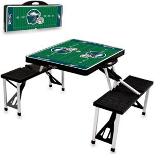 Picnic Time NFL Philadelphia Eagles Picnic Table