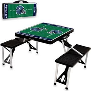 Picnic Time NFL Seattle Seahawks Picnic Table