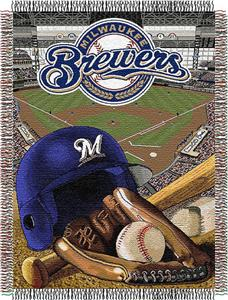 Northwest MLB Brewers Home Field Advantage Throw