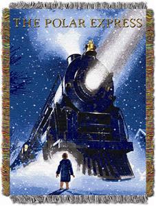 Northwest The Polar Express Engine Wonder Throws