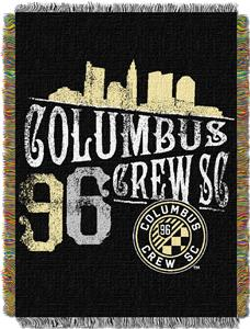 "Northwest MLS Columbus 48""x60"" Tapestry Throw"