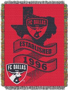 "Northwest MLS Dallas 48""x60"" Tapestry Throw"