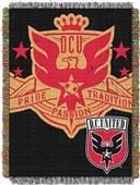 Northwest MLS DC United Handmade Tapestry Throw