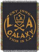 Northwest MLS LA Galaxy Handmade Tapestry Throw