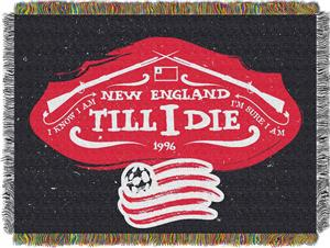 Northwest MLS New England Handmade Tapestry Throw