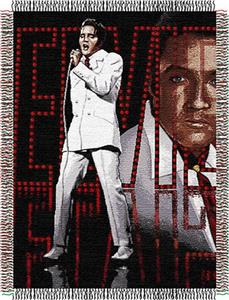 "Northwest Elvis 68 48""x60"" Tapestry Throws"