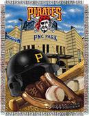 Northwest MLB Pirates Home Field Advantage Throw