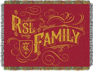 Northwest MLS Salt Lake Handmade Tapestry Throw