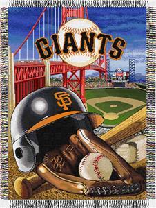 Northwest MLB Giants Home Field Advantage Throw