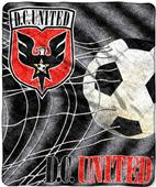 "Northwest MLS DC United 50""x60"" Sherpa Throw"