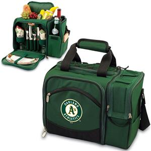 Picnic Time MLB Oakland Athletics Malibu Pack