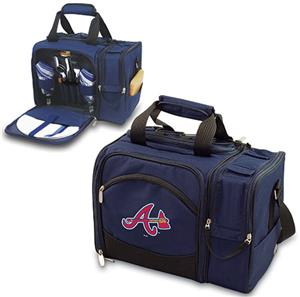Picnic Time MLB Atlanta Braves Malibu Pack